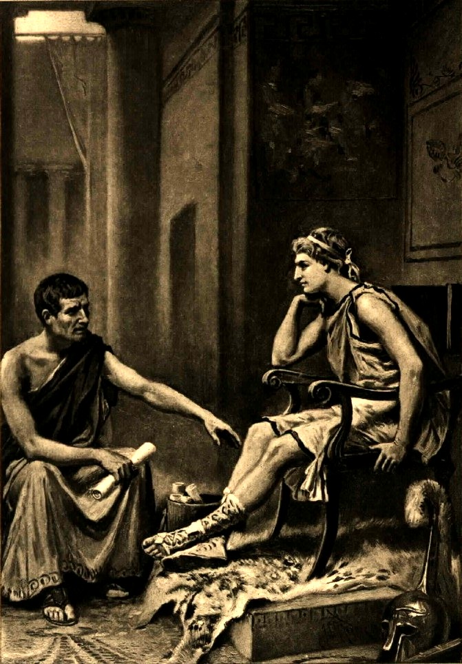 aristotle children of men paper Aristotle believed that these men would only rule for the benefit of all but when an aristocracy rules for the benefit of the rich, it becomes an oligarchy, another one of aristotle's wrong constitutions.