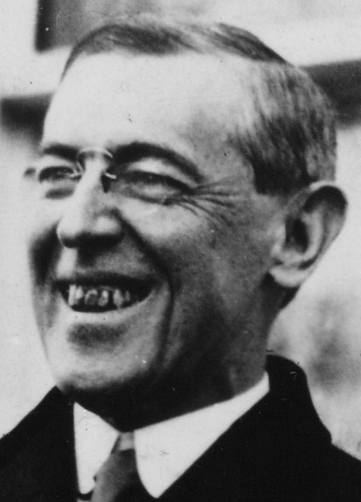 the influences in the life of woodrow wilson