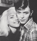Debbie Harry & David Bowie