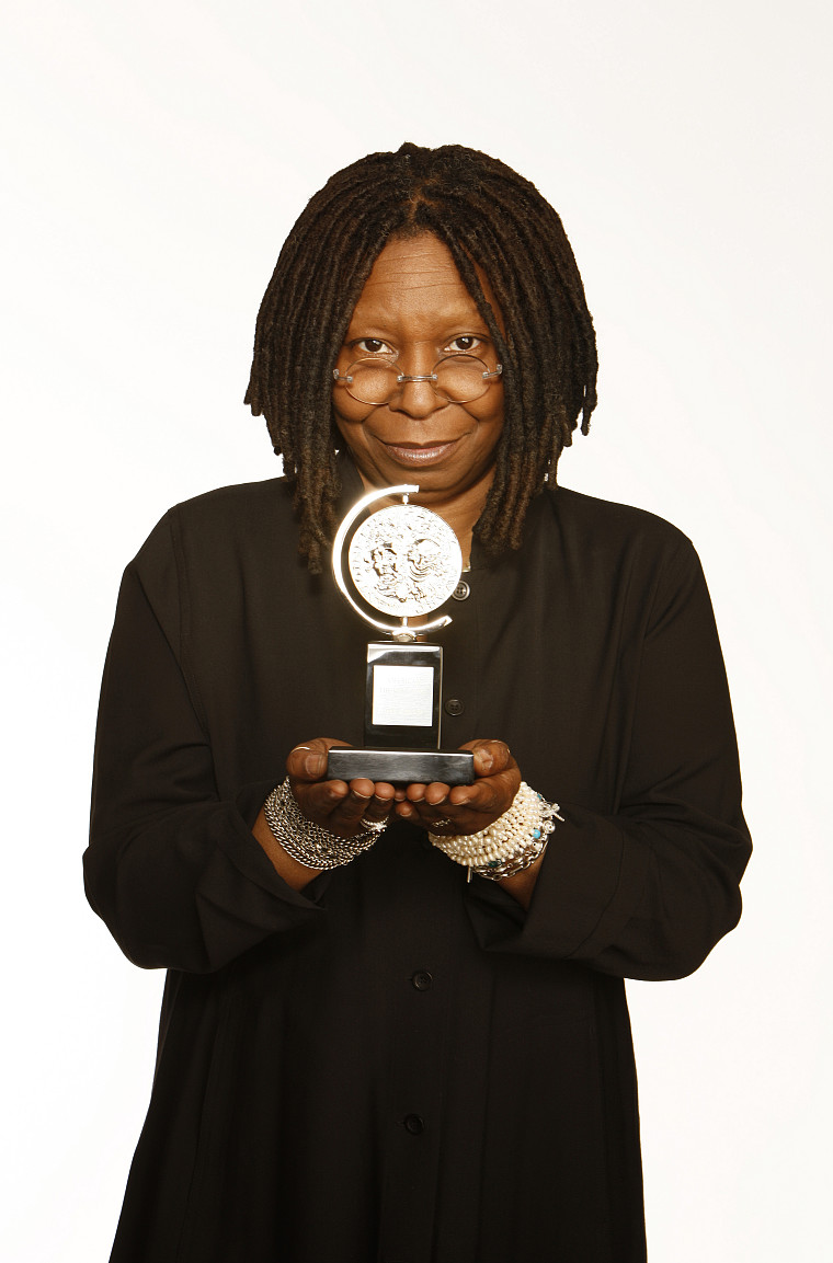 Whoopi Goldberg b 1955 is an Academy awardwinning actress and comedian who is known for many roles in television and film including The Color Purple Ghost