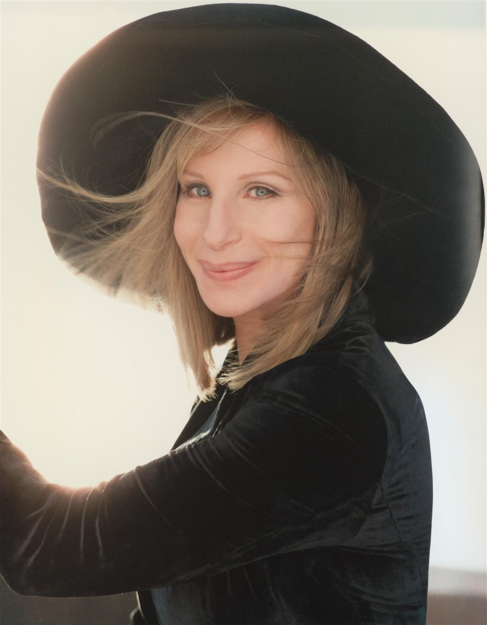 an analysis of the life and work of barbra streisand an american singer