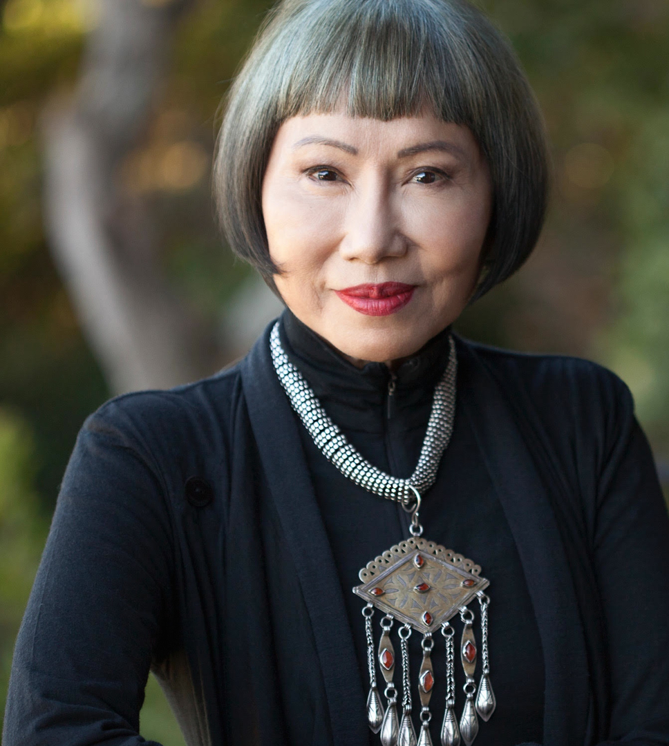 amy tann Born in the us to immigrant parents from china, amy tan rejected her mother's expectations that she become a doctor and concert.