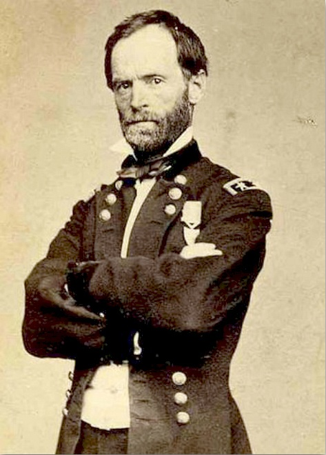 an analysis of the life of william tecumseh sherman and his march to the sea Burning the city he continues his march to sea destroying br william tecumseh sherman (u) life on the sea march 20, 2017 bleak severe adjust.