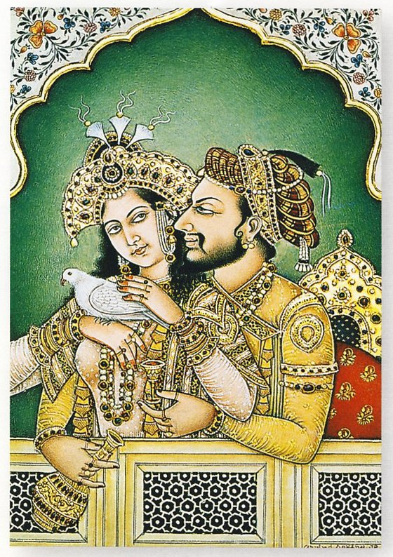 a short story on the last few days of emperor shah jahan
