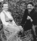 Ehrenfest with his wife