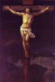 Christ on the Cross. 1782