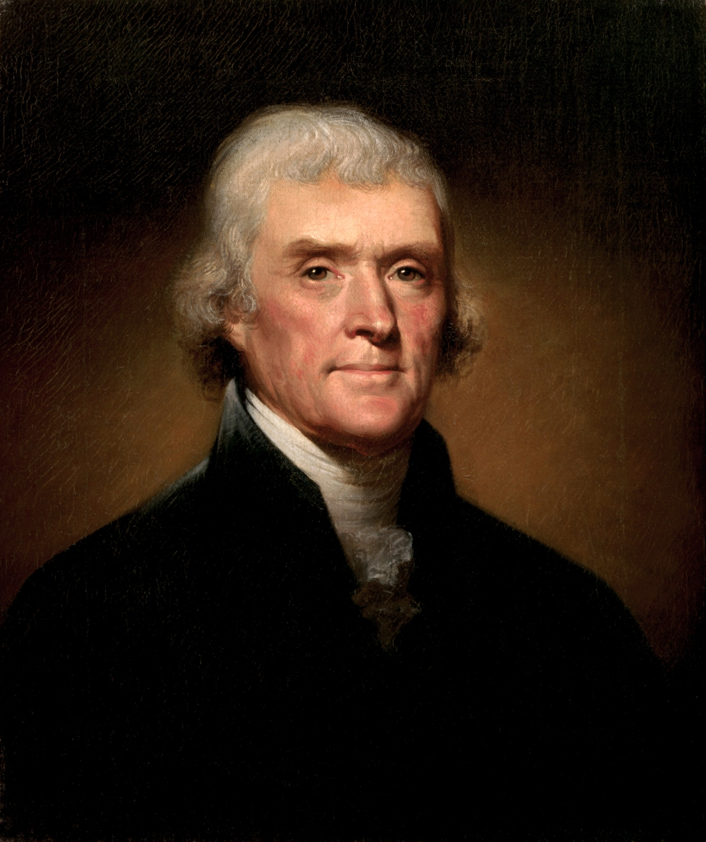 the destruction of political traditions under thomas jefferson