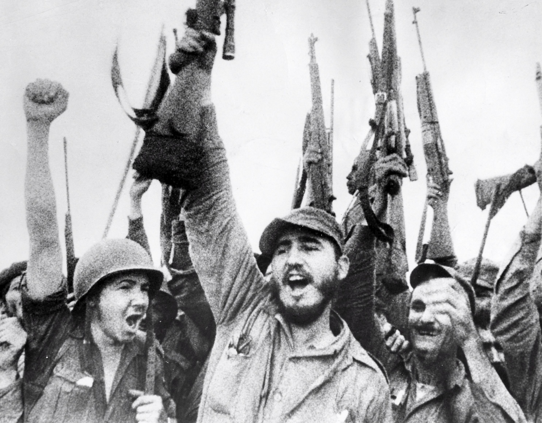 the impact of fidel castro during the second world war