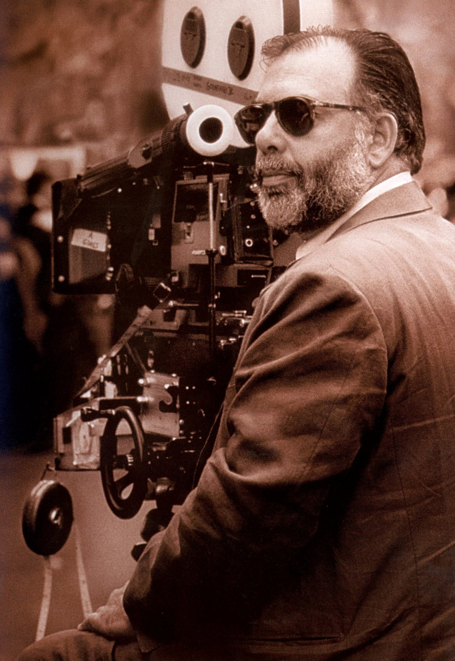 an analysis of the art style of francis ford coppola a film director Francis ford coppola takes the same approach to wine  writer-director francis ford coppola gathered the cast and crew at  that's also what makes a coppola film.