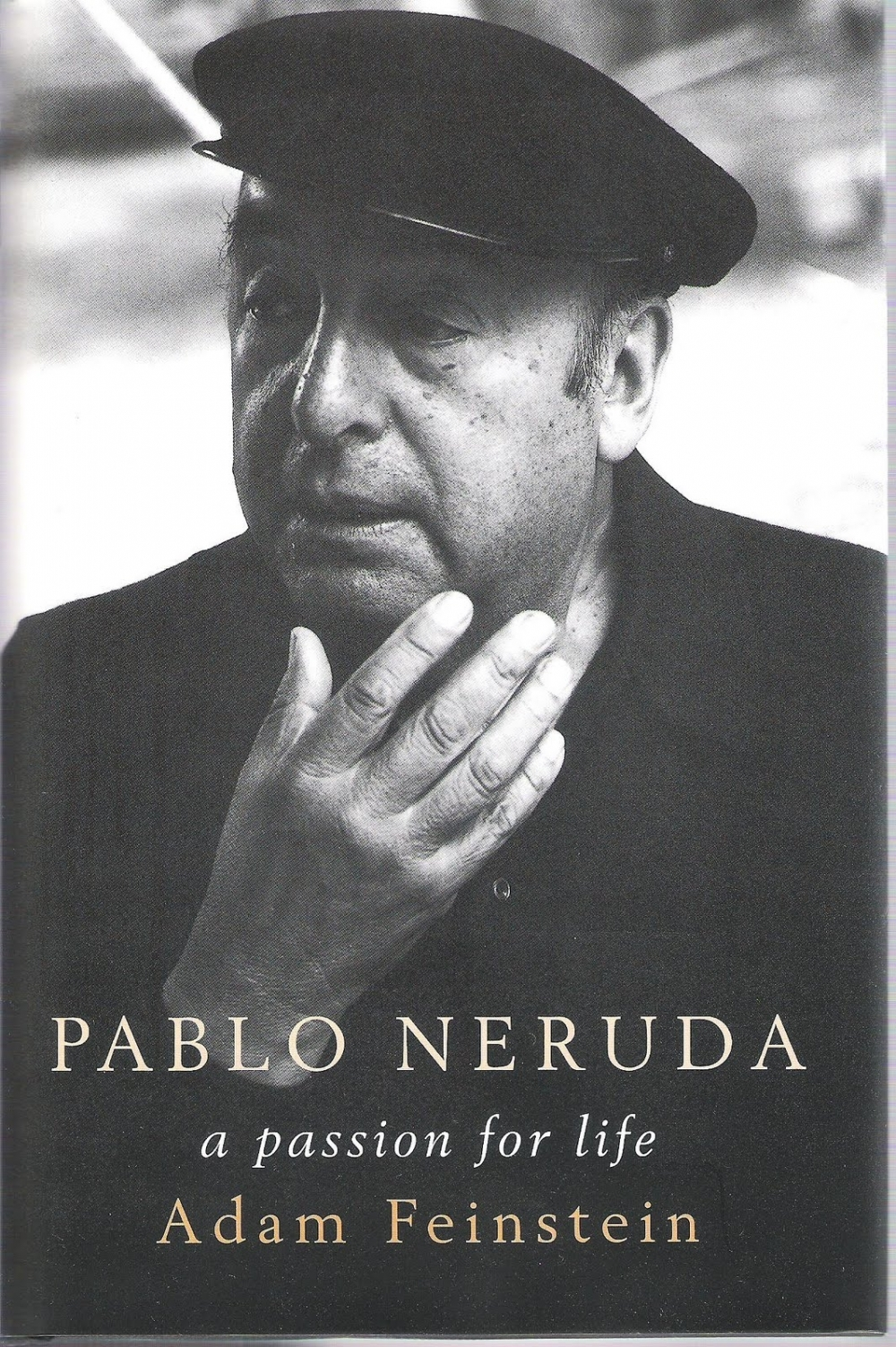 a biography of pablo neruda