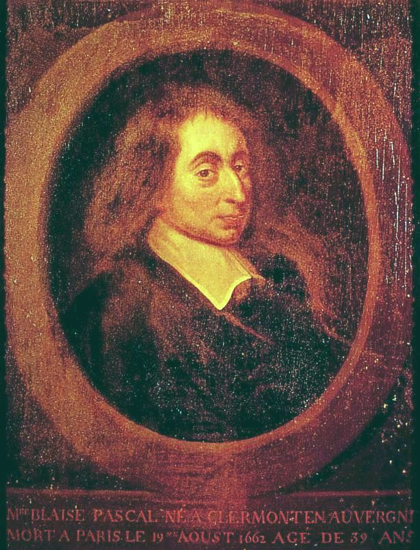 blaise pascal essay on conics Pascal, blaise (blĕz päskäl`), 1623–62, french scientist and religious philosopher studying under the direction of his father, a civil servant, pascal showed great precocity.
