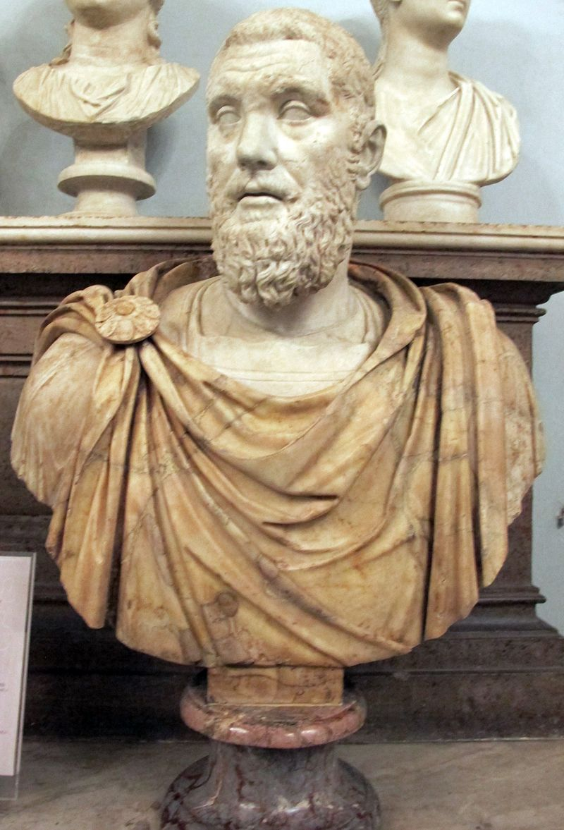 an introduction to the life of marcus opellius macrinus The roman dynasty was spread over many decades, and gave rise to some of the longest living systems of law, architecture, etc read on for a list of all the rulers of this great empire.