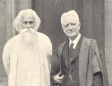 LP Jacks and Rabindranath Tagore at Manchester College