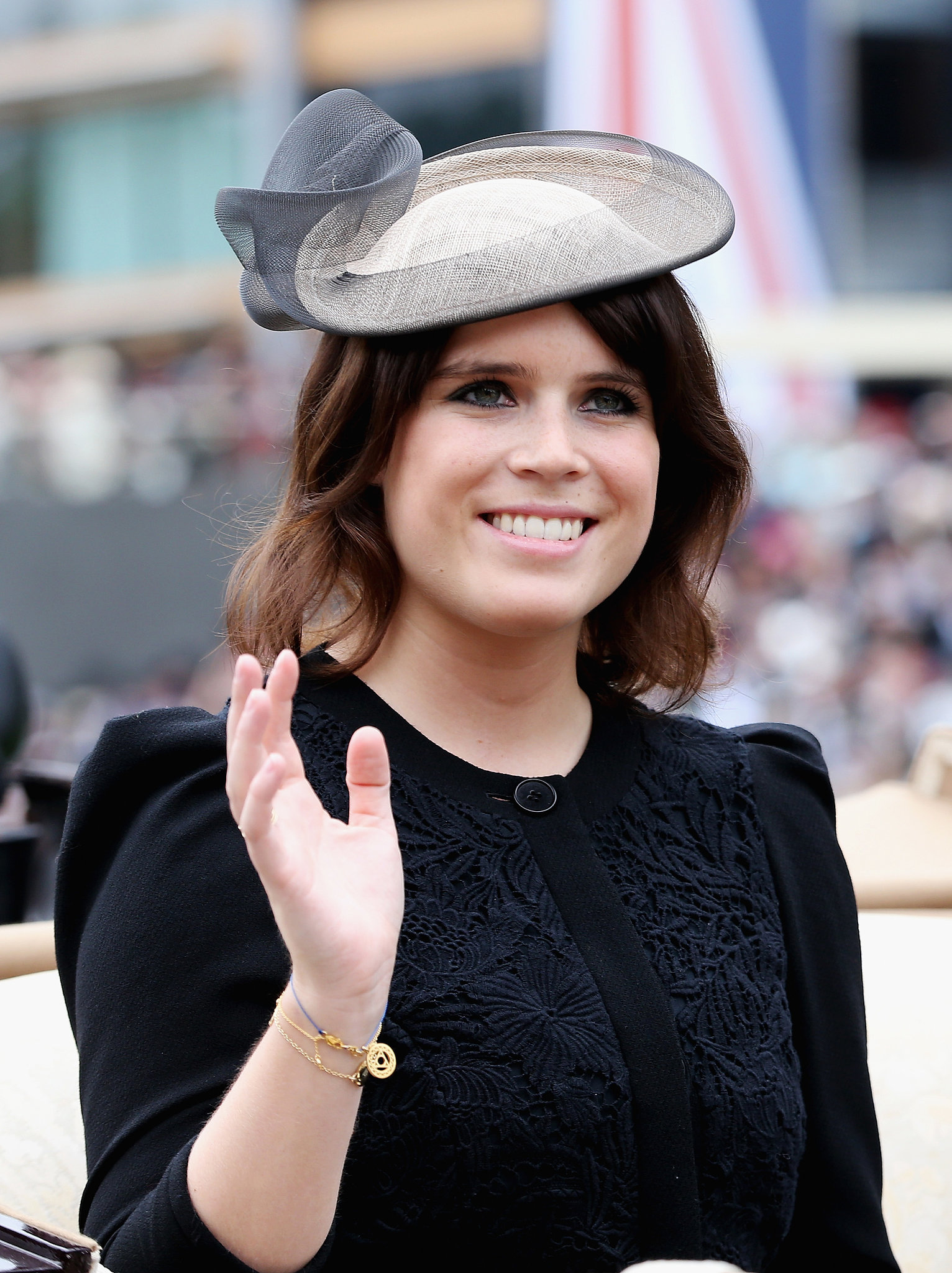 Princess Eugenie is a household name in the United Kingdom but shes probably best known to Americans along with her sister Princess Beatrice for the